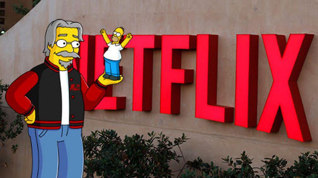 Matt Groening, Papa der Simpsons, arbeitet an neuer Serie für Netflix