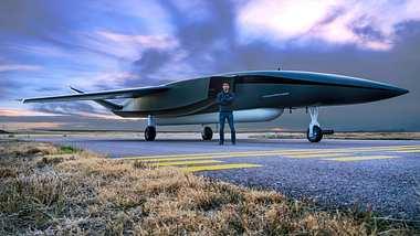Jay Skylus Drohne Ravn X - Foto: Aevum