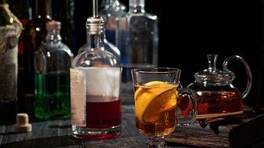 Grog-Rezept: Mehr als Rum, Wasser und Zucker - Foto: Grog Rezept iStock / invizbk