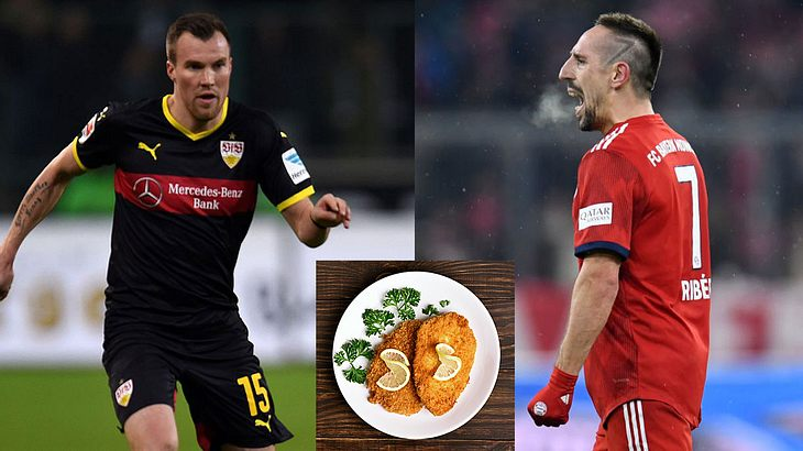 Kevin Großkreutz' Kneipe macht sich über Franck Ribery lustig.
