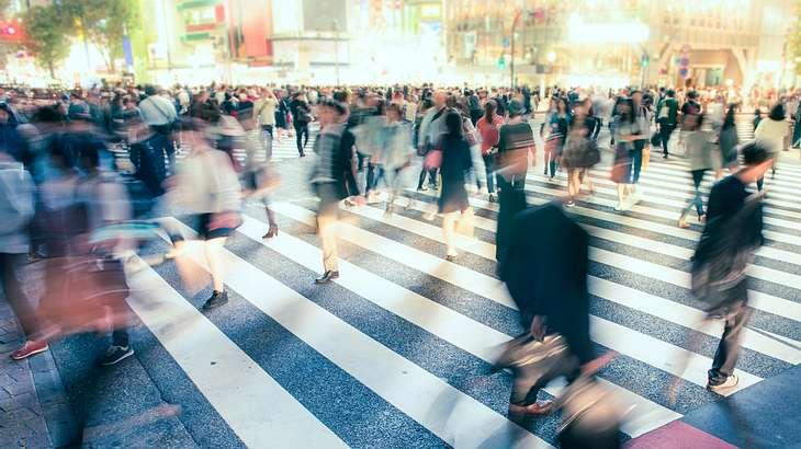 Fünf Tipps fürs Überleben in einer Großstadt