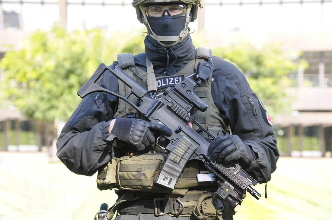 GSG9-Einsatzkraft