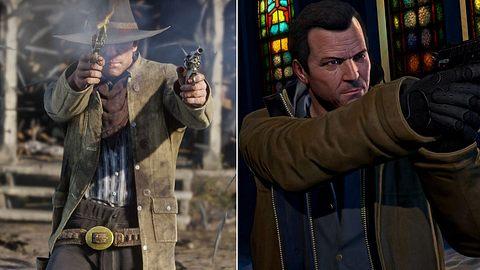 GTA meets Red Dead Redemption 2 - Foto: Rockstar Games