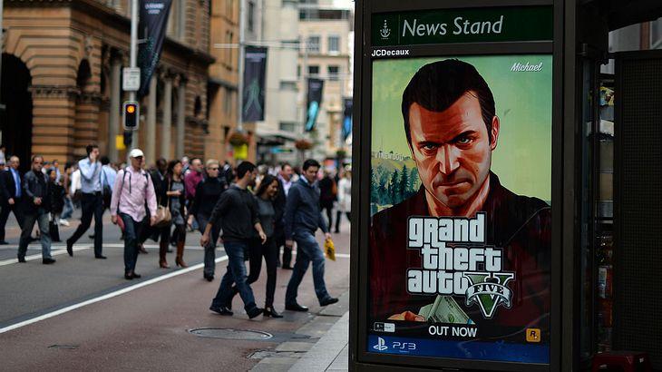"""""""Grand Theft Auto 5"""" ist das bestverkaufte Spiel aller Zeiten"""
