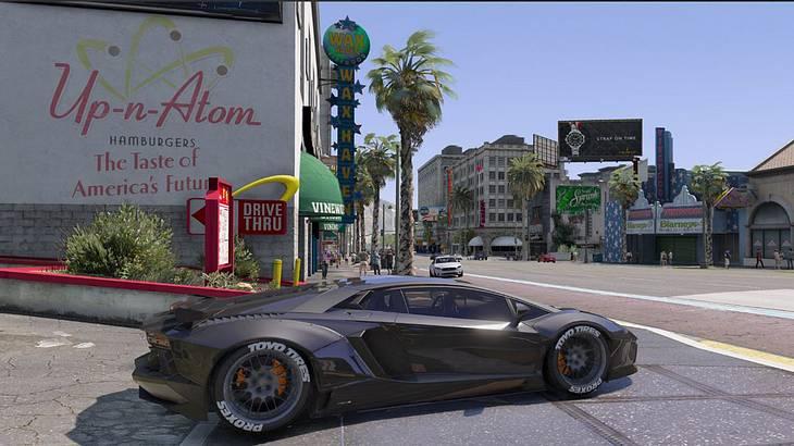 Ein neuer GTA-5-Mod auf www.gta5-mods.com bringt die wohl realistischste Ingame-Grafik ever