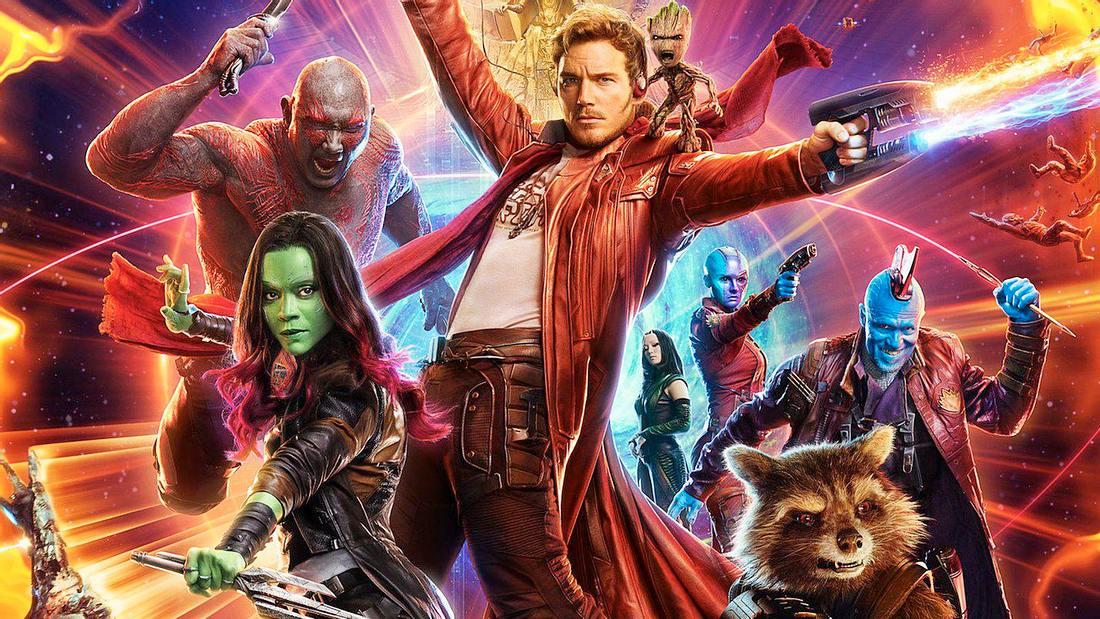 Bei Guardians of the Galaxy 2 mit Handy genervt: Mann verklagt Date