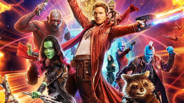 "Bei ""Guardians of the Galaxy 2"" mit Handy genervt: Mann verklagt Date"