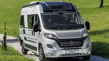 Reisemobil: 10 geniale Camper unter 40.000 Euro