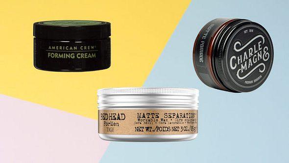 Haarwachs für Männer: Die besten Produkte im Check