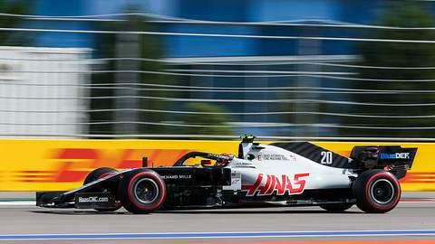 Formel1-Bolide - Foto: imago images / ITAR-TASS