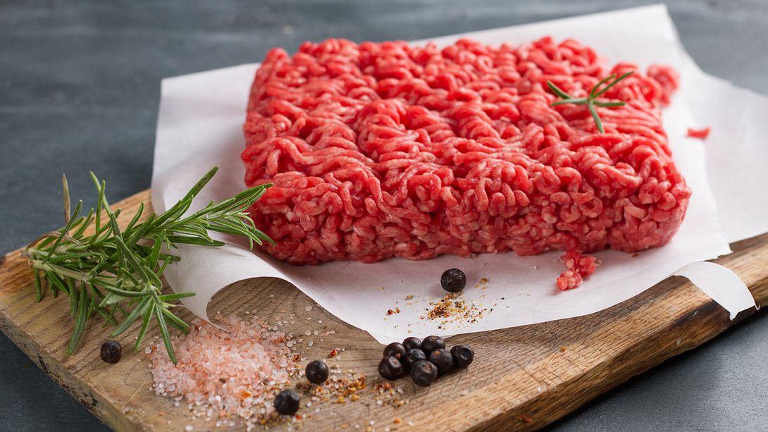 Wie lange ist frisches Hackfleisch haltbar?