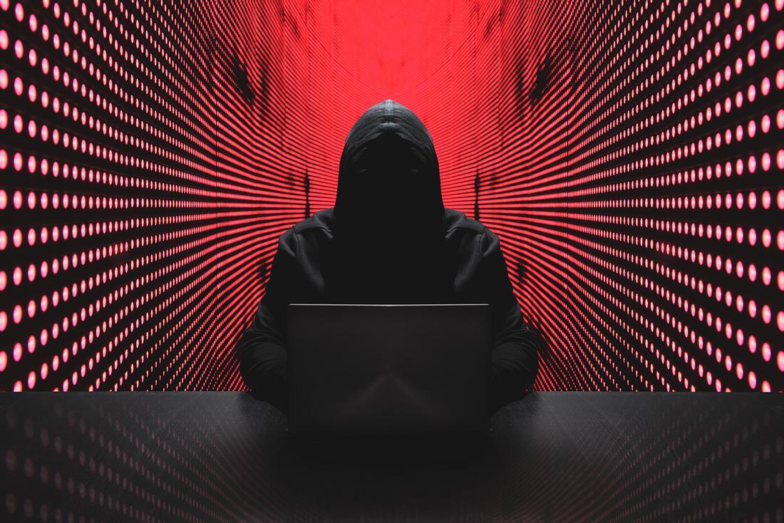 Hacker bei der Arbeit (Symbolbild)