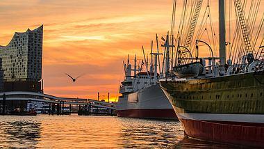 Hamburg, meine Perle!  - Foto: iStock/DominikFrings