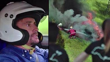 The Grand Tour: Richard Hammonds Horror-Crash online zu sehen