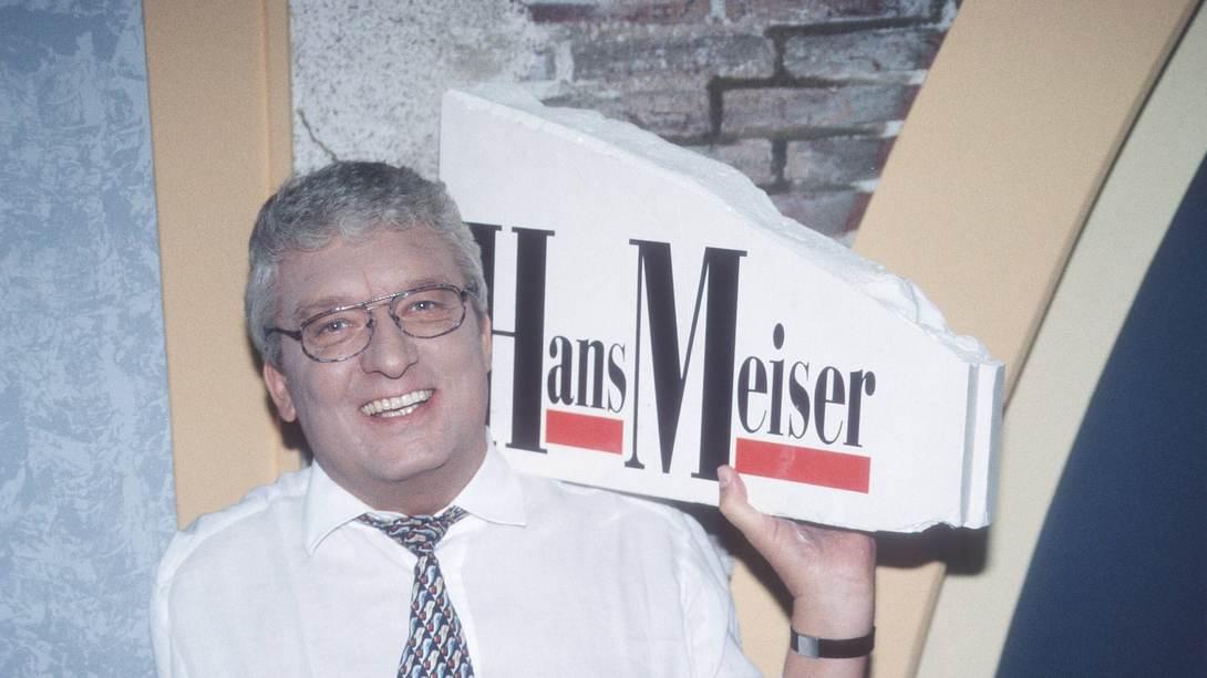 Hans Meiser - Foto: imago images / teutopress