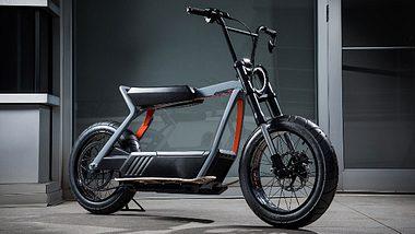 Harley-Davidson stellt Elektro-Roller für die Stadt vor
