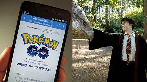 Harry Potter Version von Pokémon Go kommt