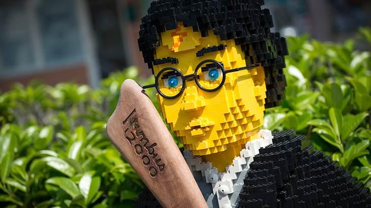 """Rekord: Dieses """"Harry Potter""""-Buch wechselte für knapp 70.000 Euro den Besitzer"""