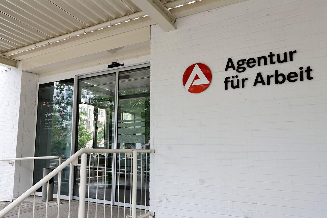 Filiale der Agentur für Arbeit