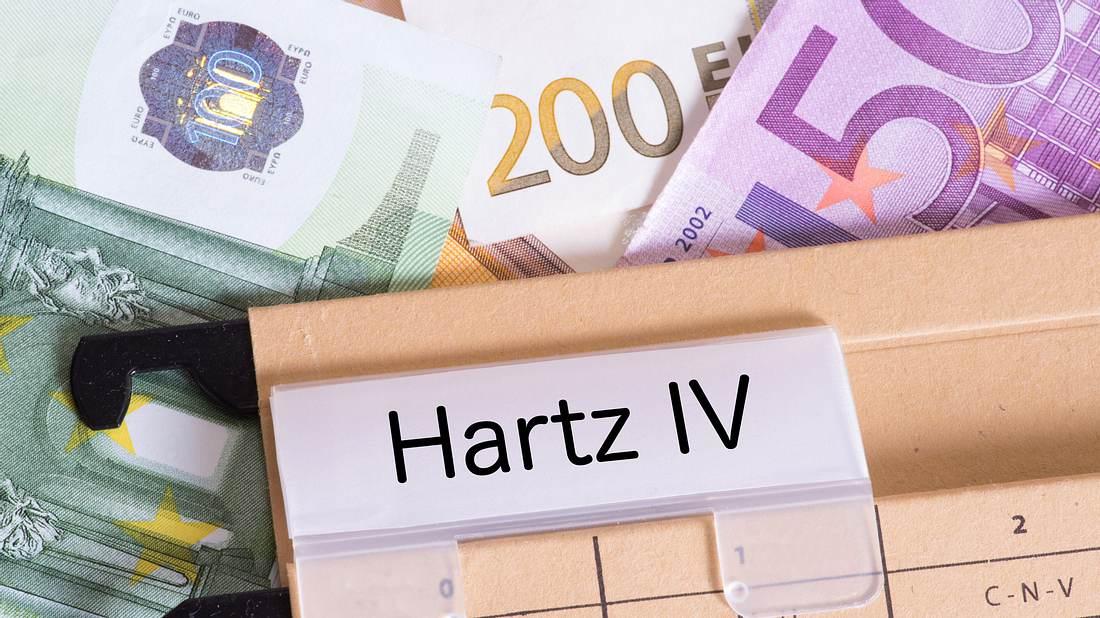 Hartz-IV-Zuschuss
