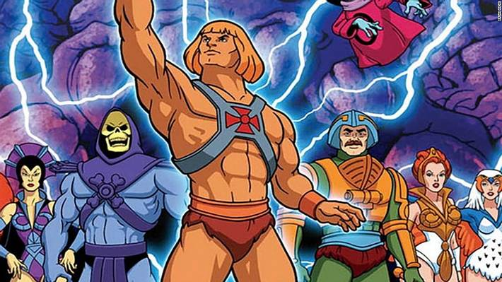 He-Man and The Masters of the Universe - Foto: KSM GmbH
