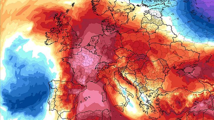 """70.000 Tote bei Hitzewelle: """"Die Hölle kommt!"""""""