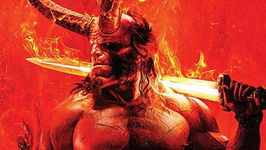 David Harbour als Hellboy - Foto: Universum Film