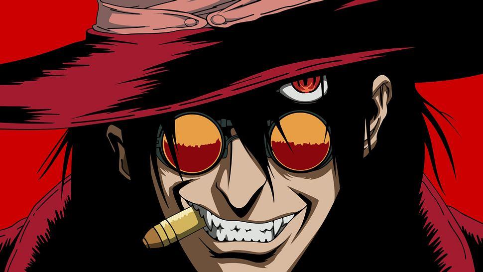 Der Vampir Alucard aus Hellsing - Foto: Fuji Television Network