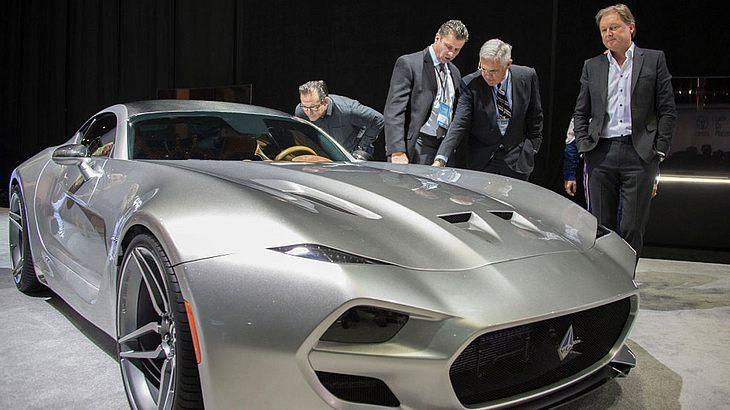 Feststoffbatterie: Henrik Fisker über die Zukunft der Elektroautos