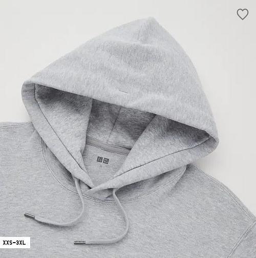 Hoodie, Uniqlo