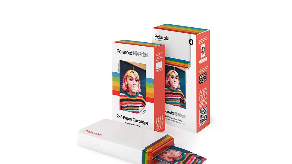Hi-Print-Mini-Drucker - Foto: Polaroid