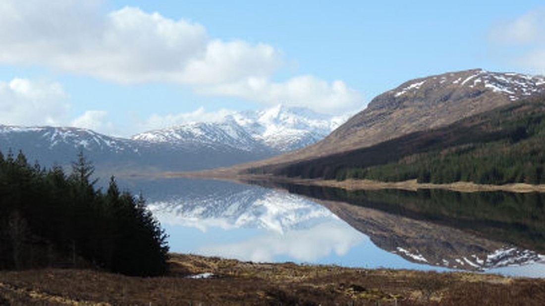 """Das schottische Naturreservat Lochaber der Firma """"Highland Titles"""""""