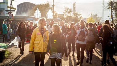 Sonnenschein auf dem MS Dockville - Foto: MS Dockville / Hinrich Carstensen