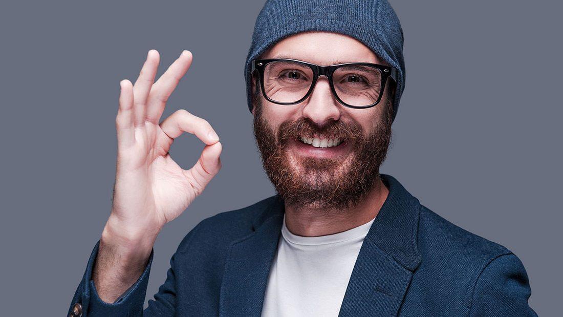 Bingo? Eine Studie zeigt, dass deutsche Männer in Sachen Stil durchaus Nachholbedarf haben