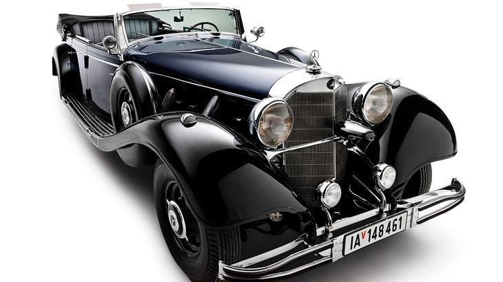 Adolf Hitlers Mercedes-Benz 770K