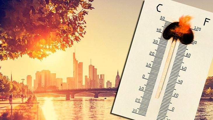 Hitzerekorde in Deutschland