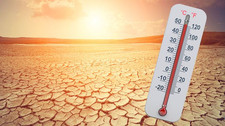 Warnung vor Hitze-Apokalypse: Was nächste Woche auf uns zukommt