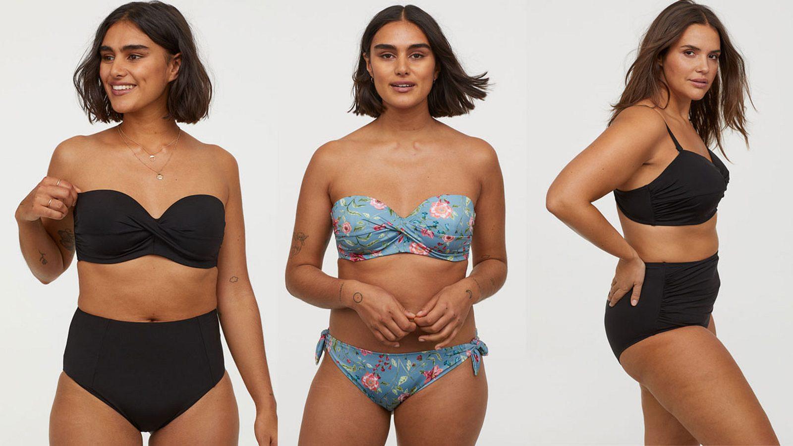 Frauen bikini normale im Welcher Bikini