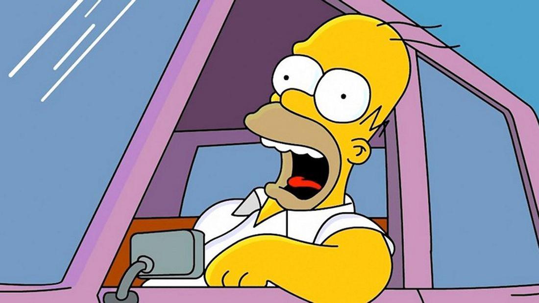 Die Simpsons haben enthüllt, welches Automodell Homer seit rund 30 Jahren durch Springfield fährt