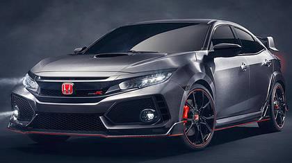 Civic Type R: Hondas preiswerte PS-Rakete