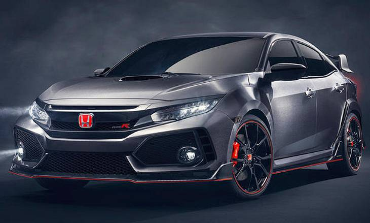 Civic Type R (2016)