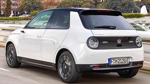 Honda e (2020) - Foto: Honda