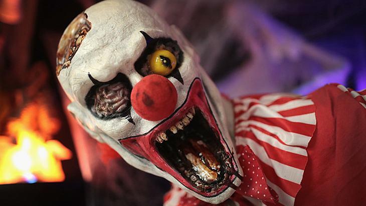 Horror-Clown terrorisieren nun auch Deutschland
