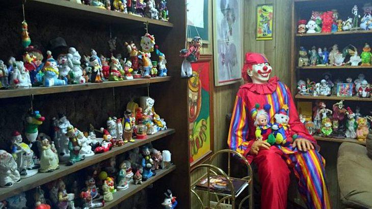 Clown Motel Nevada