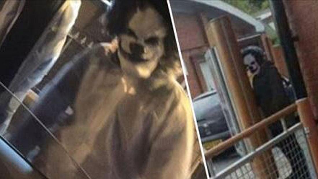 Horror-Clowns: Die Polizei warnt vor einem Comeback der geschminkten Harlekins