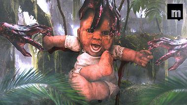 Auf dieser Horror-Insel sollen Puppen lebendig werden
