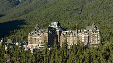 Fairmont Banff Springs Hotel - Foto: iStock / aimintang