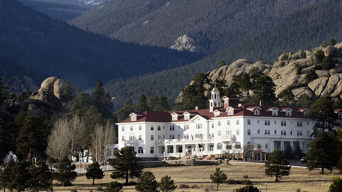 Das Stanley Hotel in Colorado