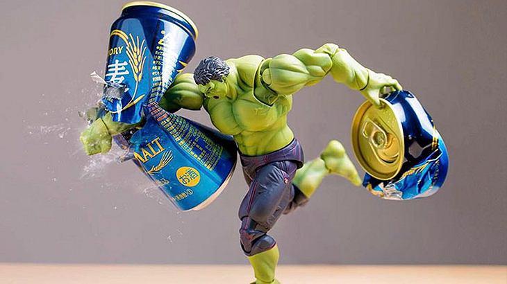 Der japanische Fotograf hot.kenobi erweckt Charaktere aus dem DC- und Marvel-Universum zum Leben