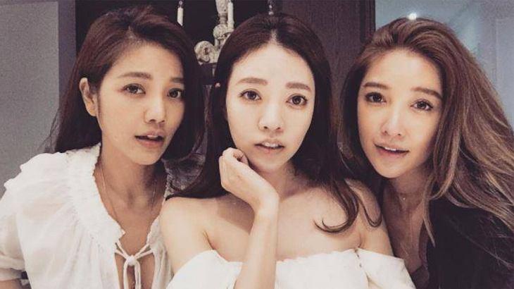 Den Schwestern Lure, FayFay und Sharon Hsu aus Taiwa sieht man ihr wahres Alter nicht an